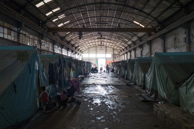 Andreas Glarner besucht Flüchtlingscamps